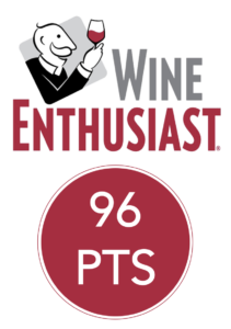 Wine Enthusiast 96 points