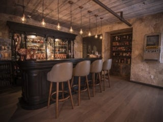 The Bar at the Elyx House NYC