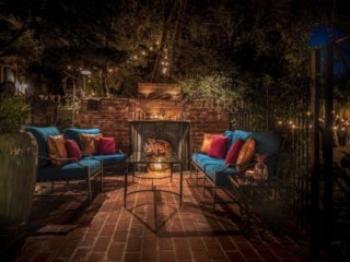 Garden Nook at the Elyx House LA