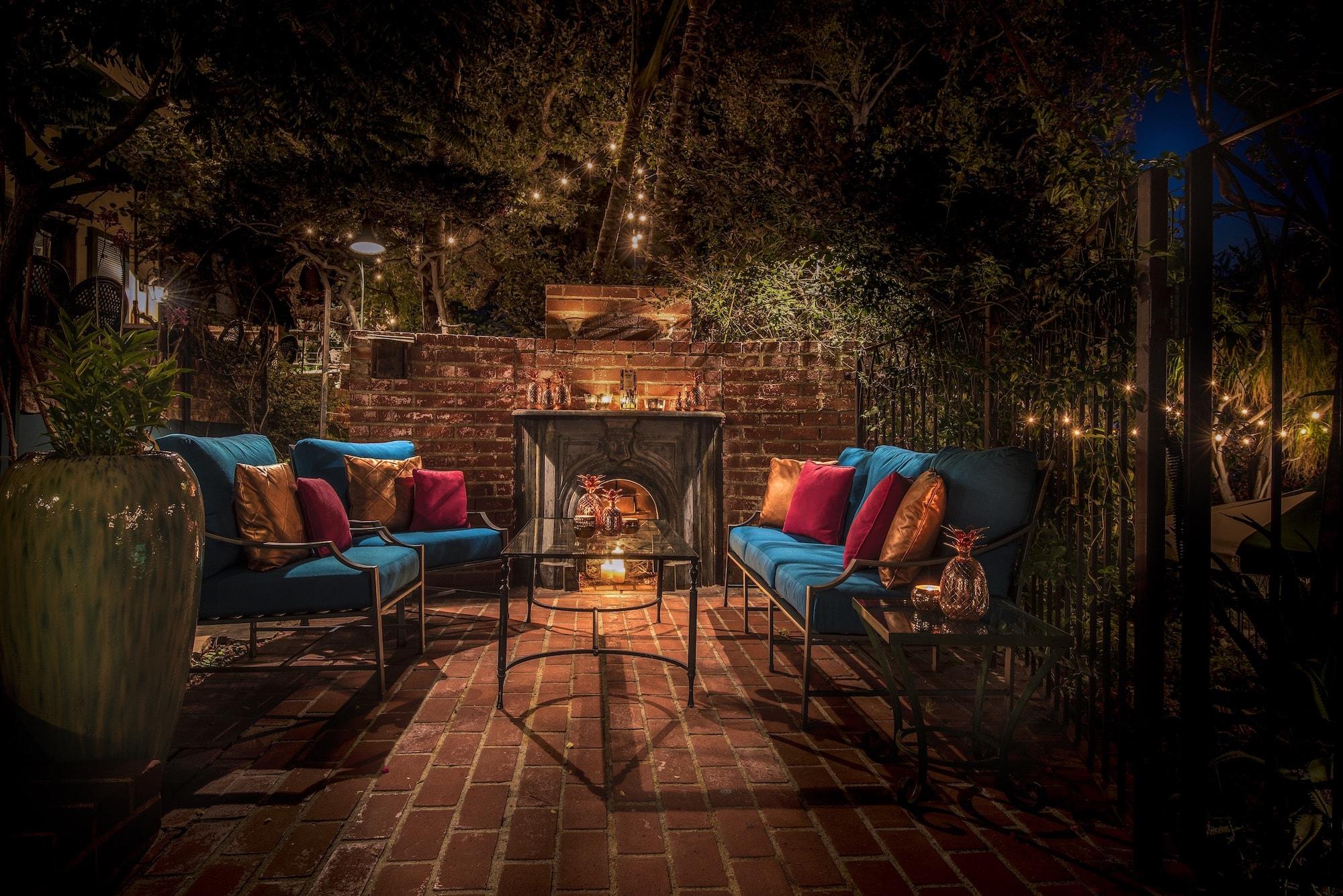 Garden Nook at the Elyx House LA