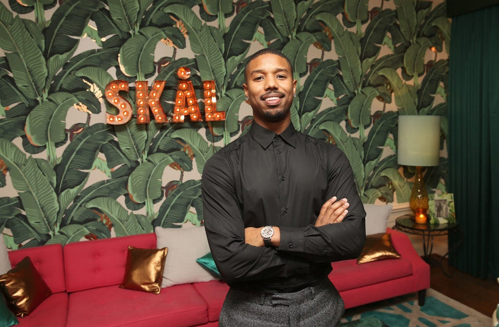 Michael B. Jordan's Birthday At The Private Residence Of Jonas Tahlin, CEO Absolut Elyx